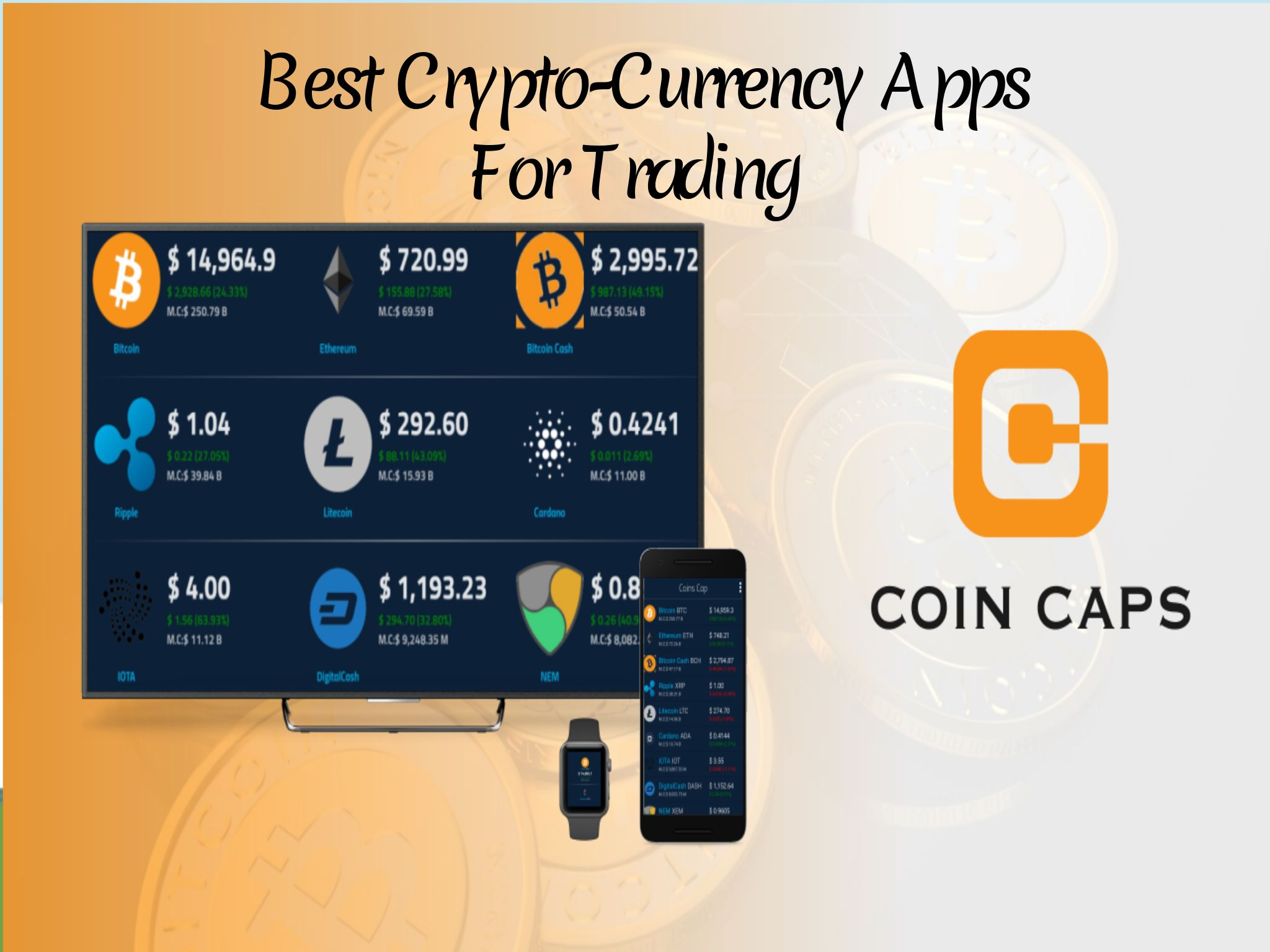 a32c7afd2fe Coin Cap Market - Top Crypto Coin Market Cap Price Features... - Top Crypto  Currency (Favourite your Coin) - Trending News on Blockchain - Podcast for  the ...