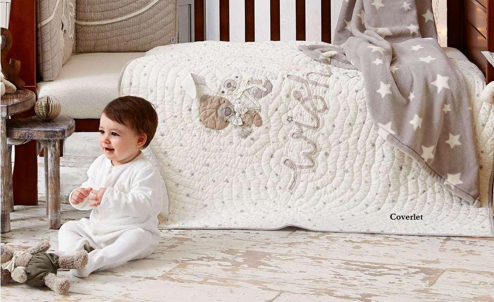 Millie And Boris Baby Bedding Set By Mamas Papas
