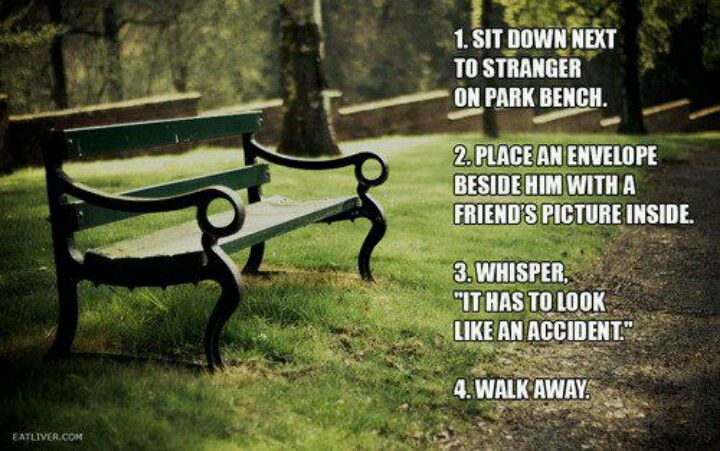 I have to do this! Lol