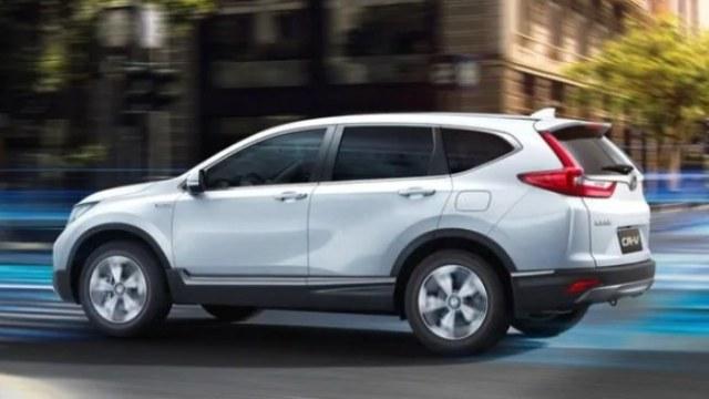 2021 Honda Cr V Changes New Color Options Hybrid In 2020 Honda Car Models Honda Cr Honda Cars