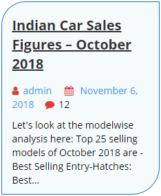 Pin By Indel Automotives Pvt Ltd On Auto Industry Statistics Cars For Sale Automobile Industry Sale