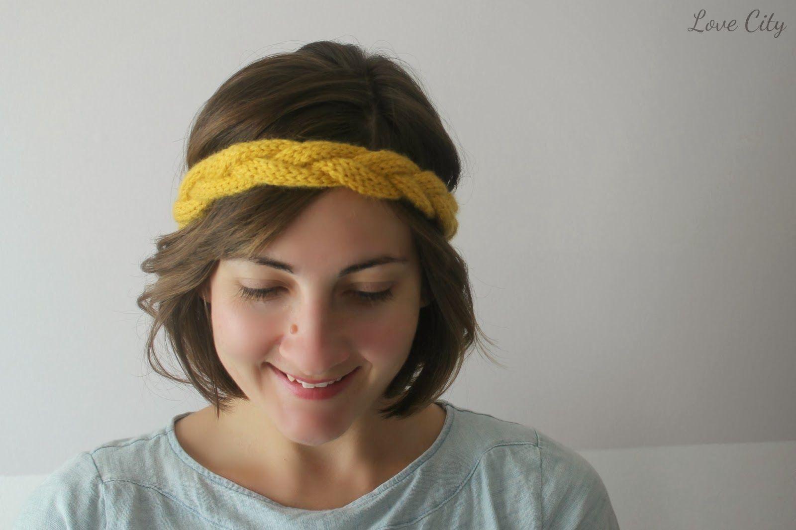 Love City: crochet love {anthro inspired braided headband ...