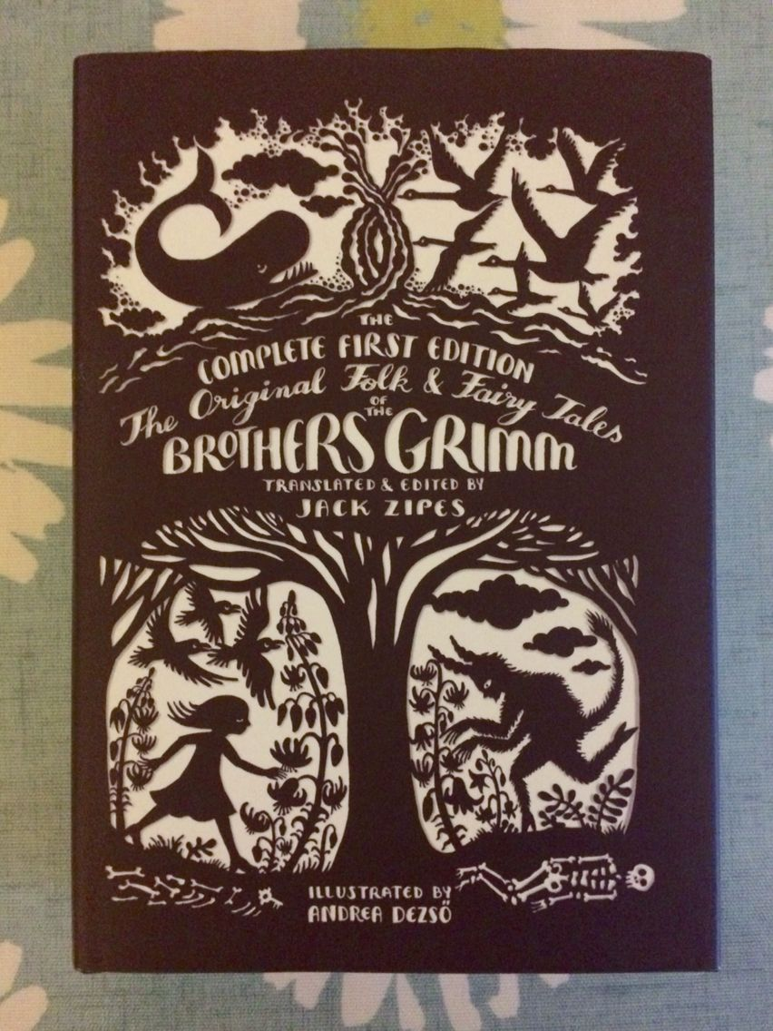 Random tales of the Brothers Grimm 18