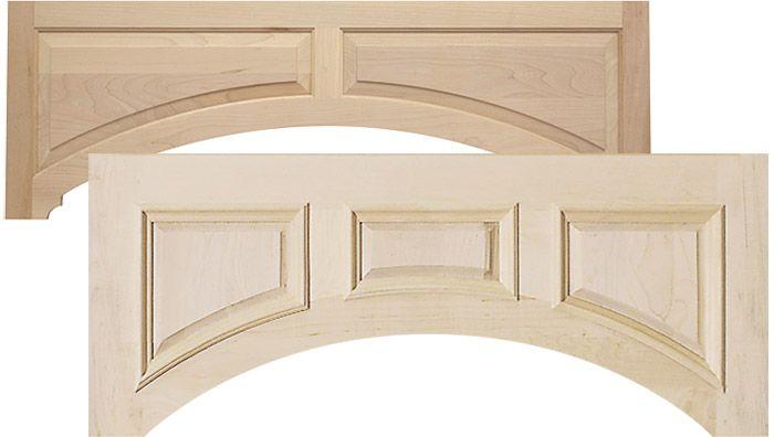 Valances Shelves Arch Panels Keystone Wood Specialties Wood