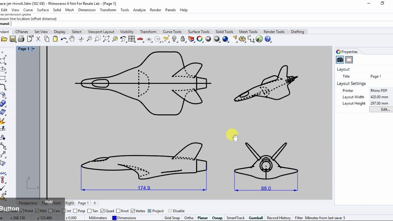 Geometrical And Technical Drawing Book 1 Unique Tutorial Making 2d Technical Drawing Of Rhino 3d Model In 2020 Drawing Book Pdf Technical Drawing Drawings