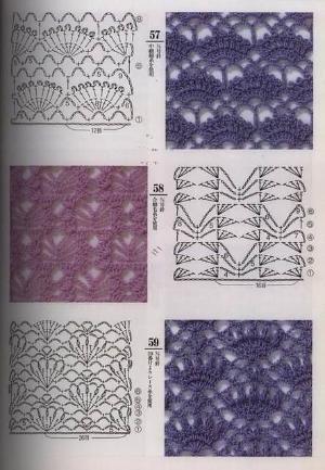 crochet patterns by Banphrionsa