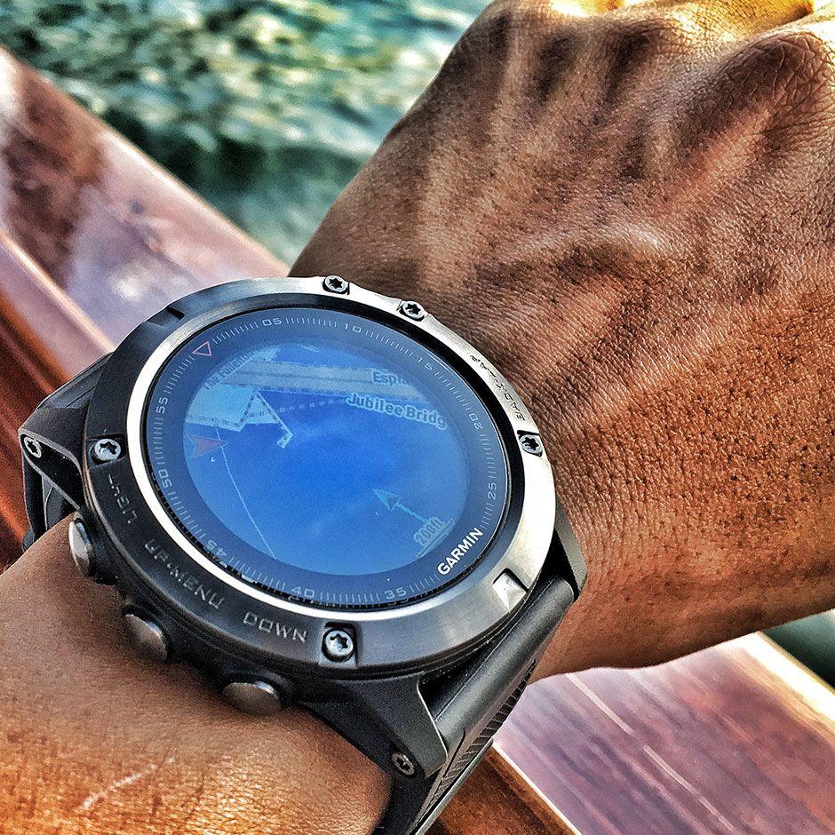 Garmin Fenix 5X Review GadFit Singapore Часы