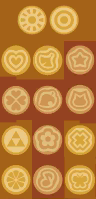 Special Stump Patterns Animal Crossing Game Animal Crossing Qr