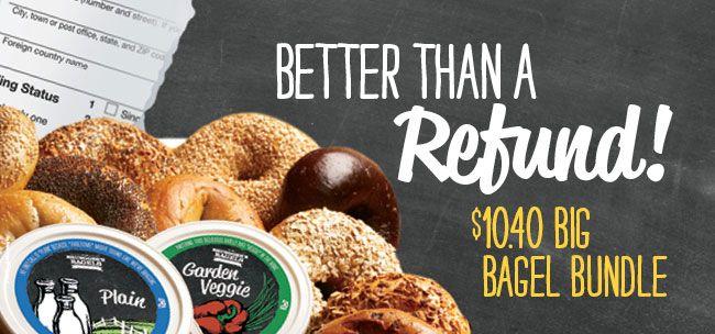 Promo food giveaways