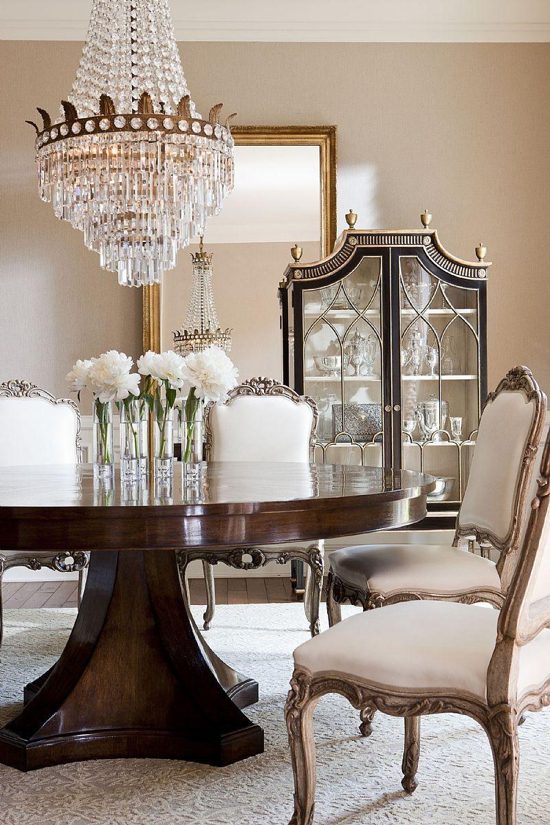 Designer Dining Room Furniture: Ebanista Furniture. Delectable Dining.