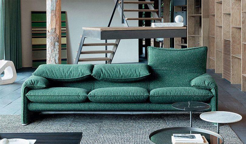 Top 5 Italian Sofa Brands Design De Mobiliario Moderno Sofas Modernos Mobiliario Italiano