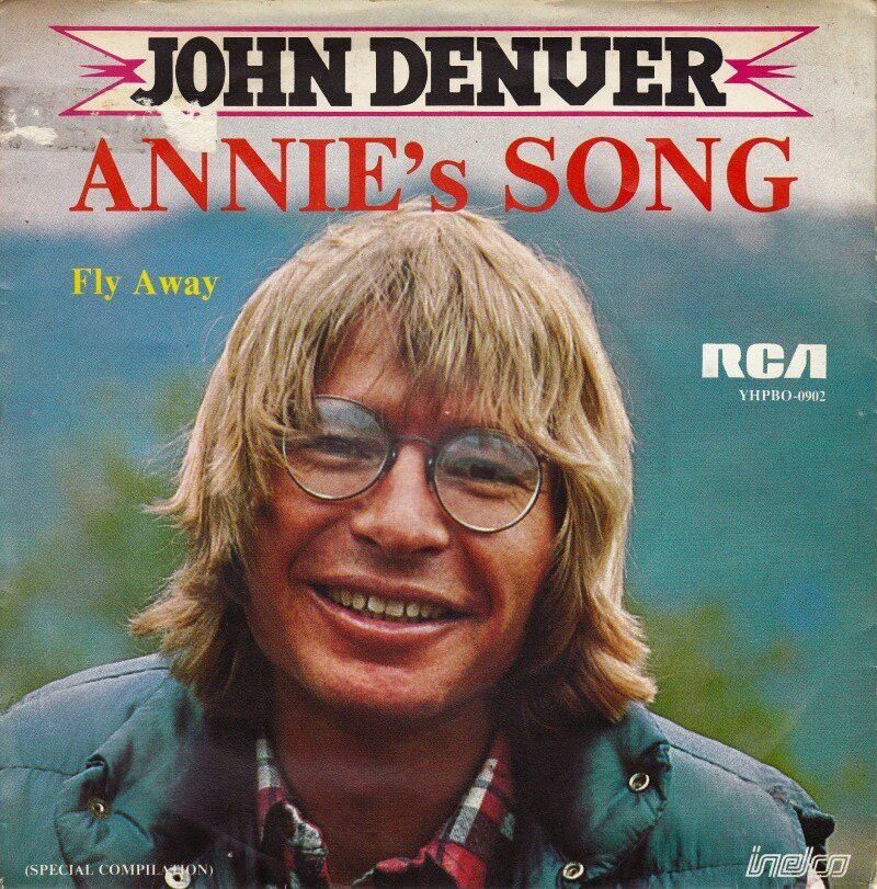 John denver singles