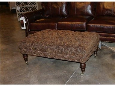 shop for goods furniture outlet hickory rourke cocktail ottoman by