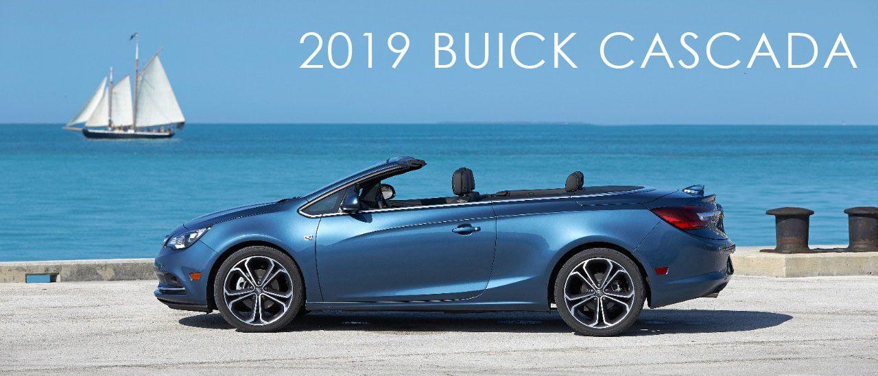 2019 Buick Cascada Convertible Buick Cascada Buick Cars