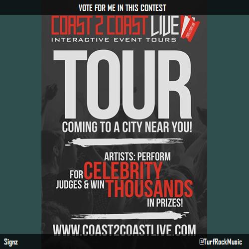coast to coast mixtape promotion