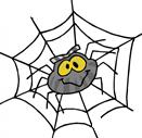 hoe maak je een griezelig spinnetje in zijn web