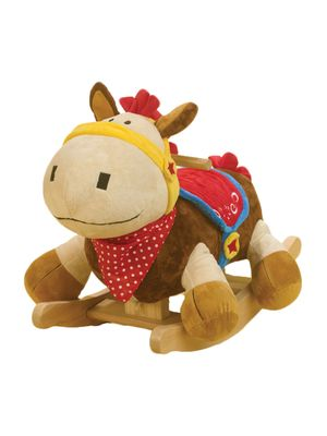 Rockabye & More: Timeless Baby Gifts   Rocking toy. Classic rocking horse. Rocking horse