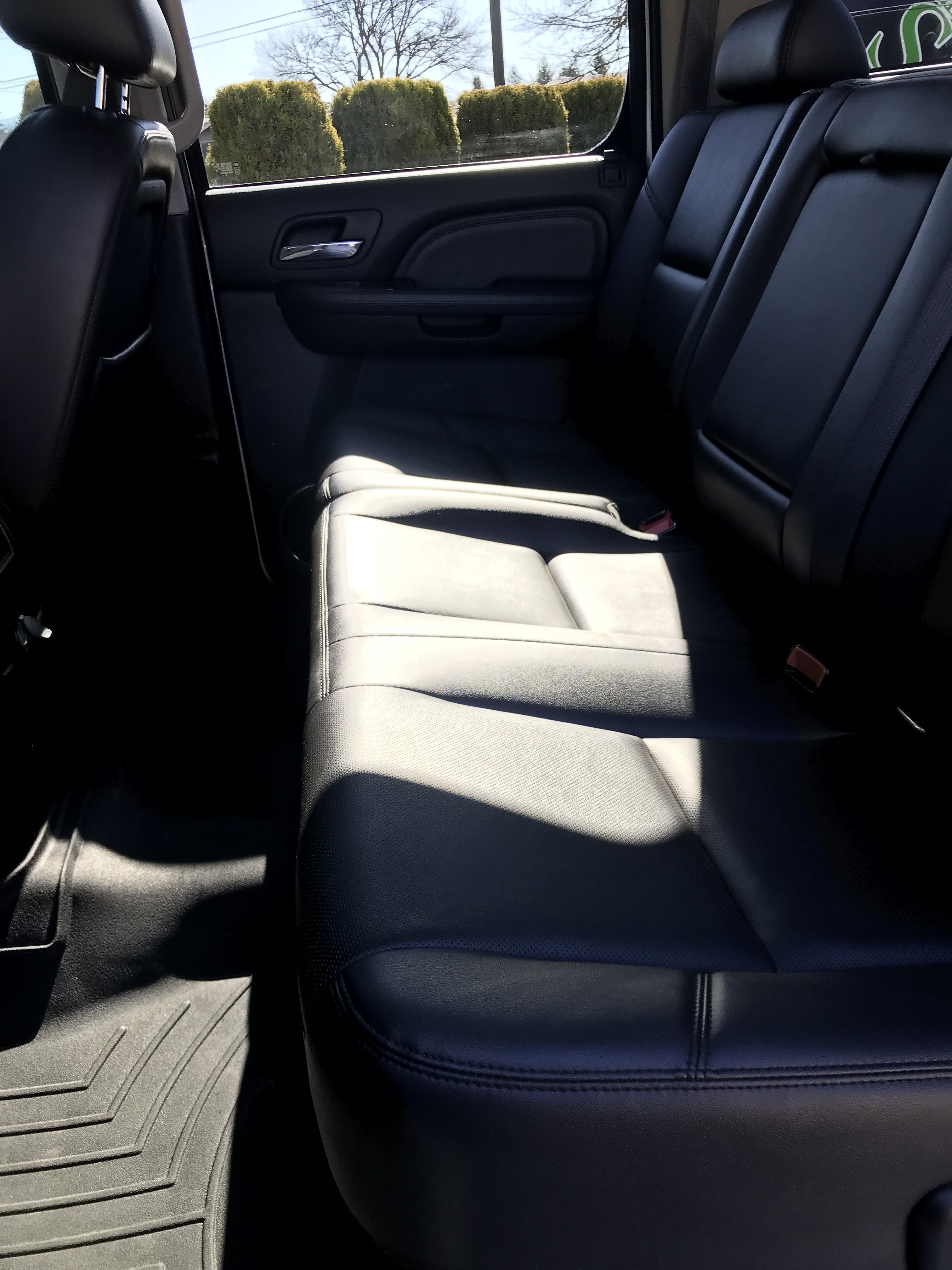 This truck is lookin' freaking spotless! We did a full interior and on