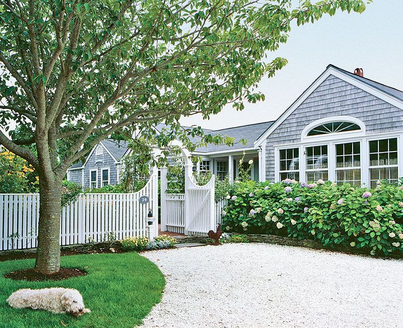 An Original Humble Dwelling In Nantucket Became A Year