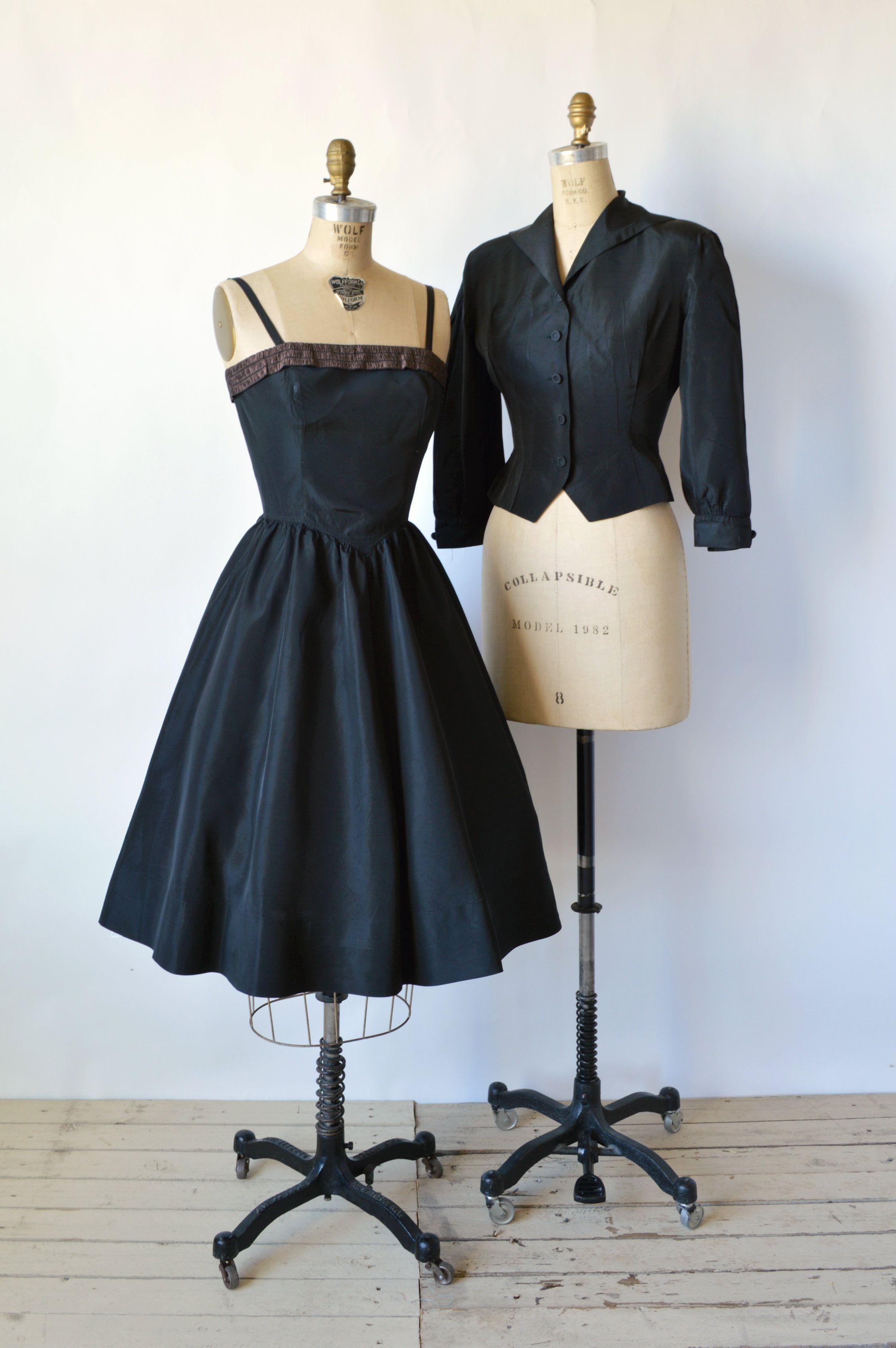 1940s Party Dress Vintage Joan Miller Holiday Dress Dresses Strapless Party Dress Party Dress [ 3384 x 2249 Pixel ]