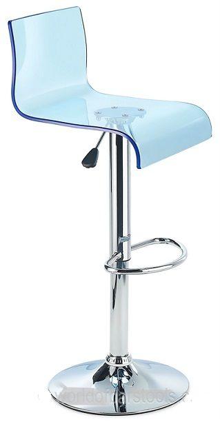 acrylic  perspexclear kitchen breakfast bar stools