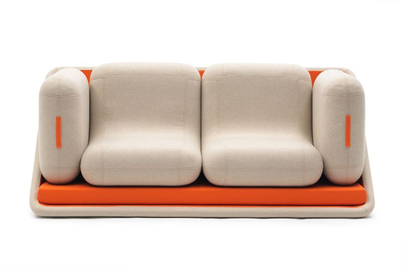 Image Of Matali Crasset Concentré De Vie Modular Sofa For Campeggi