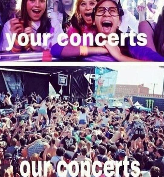 Pin by Allysa on Band stuff in 2019 | Music bands, Emo bands