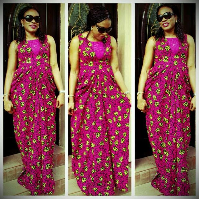 Ankara Gown Styles In Nigeria Long Gown Styles Mode Afrique