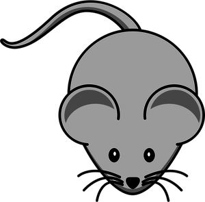 PublicDomainVectorsorgGrficos vectoriales de ratn de dibujos