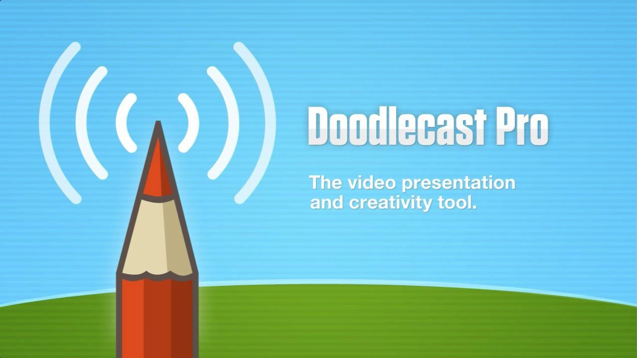 Doodlecast pro doodlecast pro is the easiest way to