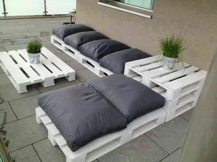 sitzgruppe f r die terrasse sublime cafe pinterest. Black Bedroom Furniture Sets. Home Design Ideas