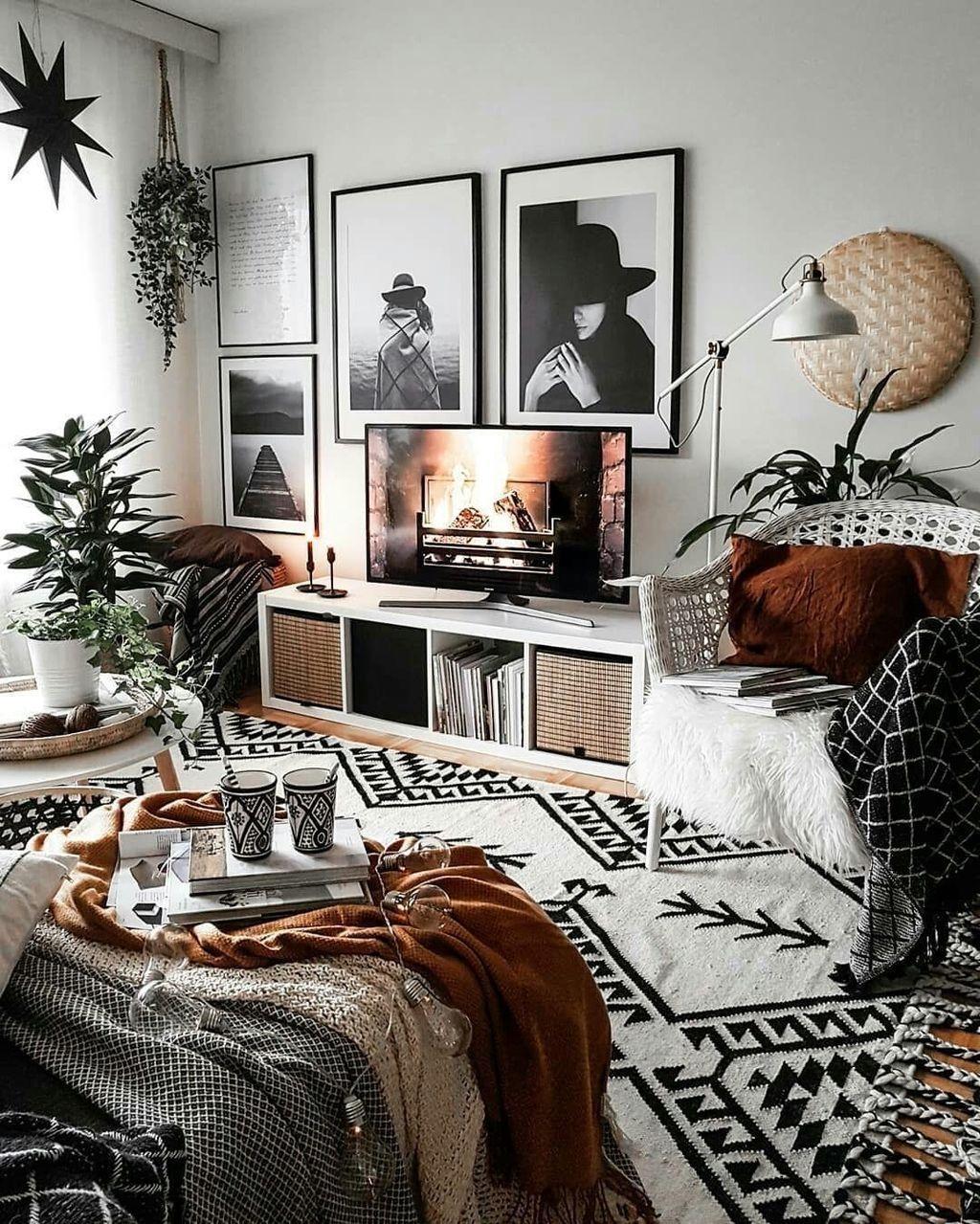40 Adorable Home Interior Design Ideas To Try Home Decor Boho