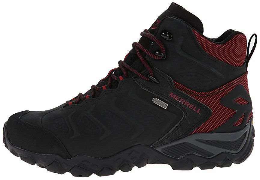 Mid Merrell Shift Tex Zapatos Senderismo Para Gore De Chameleon Yyb76vfg