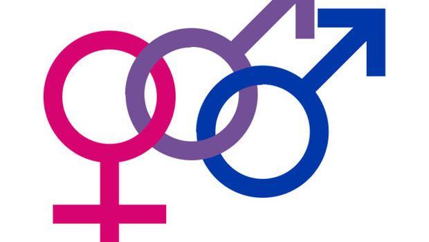 bisexuell symbol