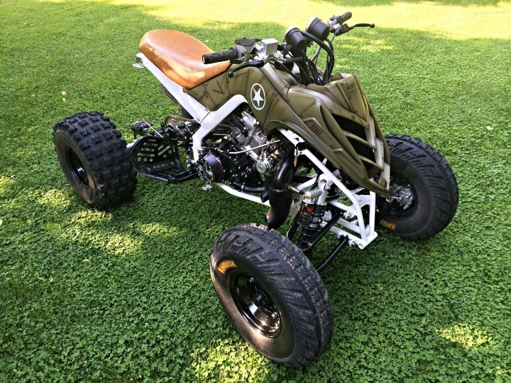 turbo raptor atv quad jet ski quad motorrad und. Black Bedroom Furniture Sets. Home Design Ideas