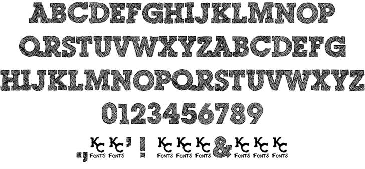 Scribble Box Font By Kc Fonts  Fontspace Free  Alphabetize It