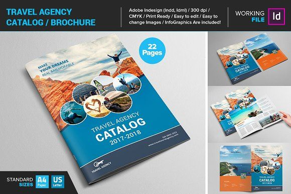 travel agencies brochure