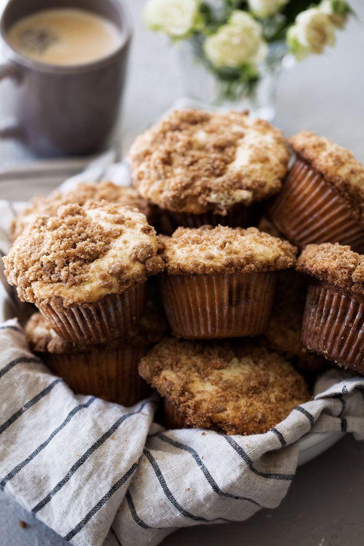 Coffee cake streusel muffins muffin streusel breakfast