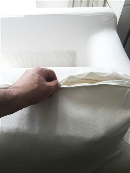 Fix frumpy sofa cushions with this 3-step trick - TODAY.com