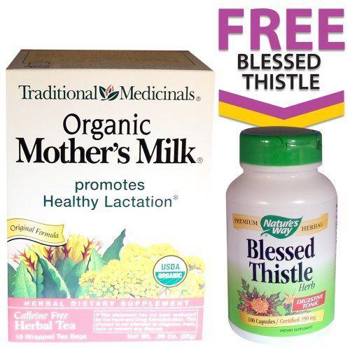 During milk breast safe feeding thistle