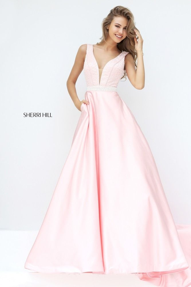 SHERRI HILL 50847 | Prom dresses | Pinterest | Prom, Pageants and Formal