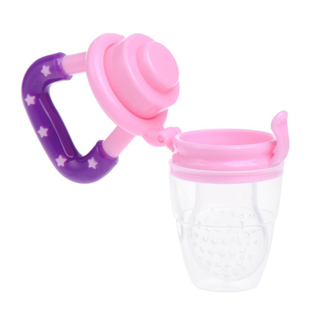 Fresh food fruit feeder pacifier baby food feeder