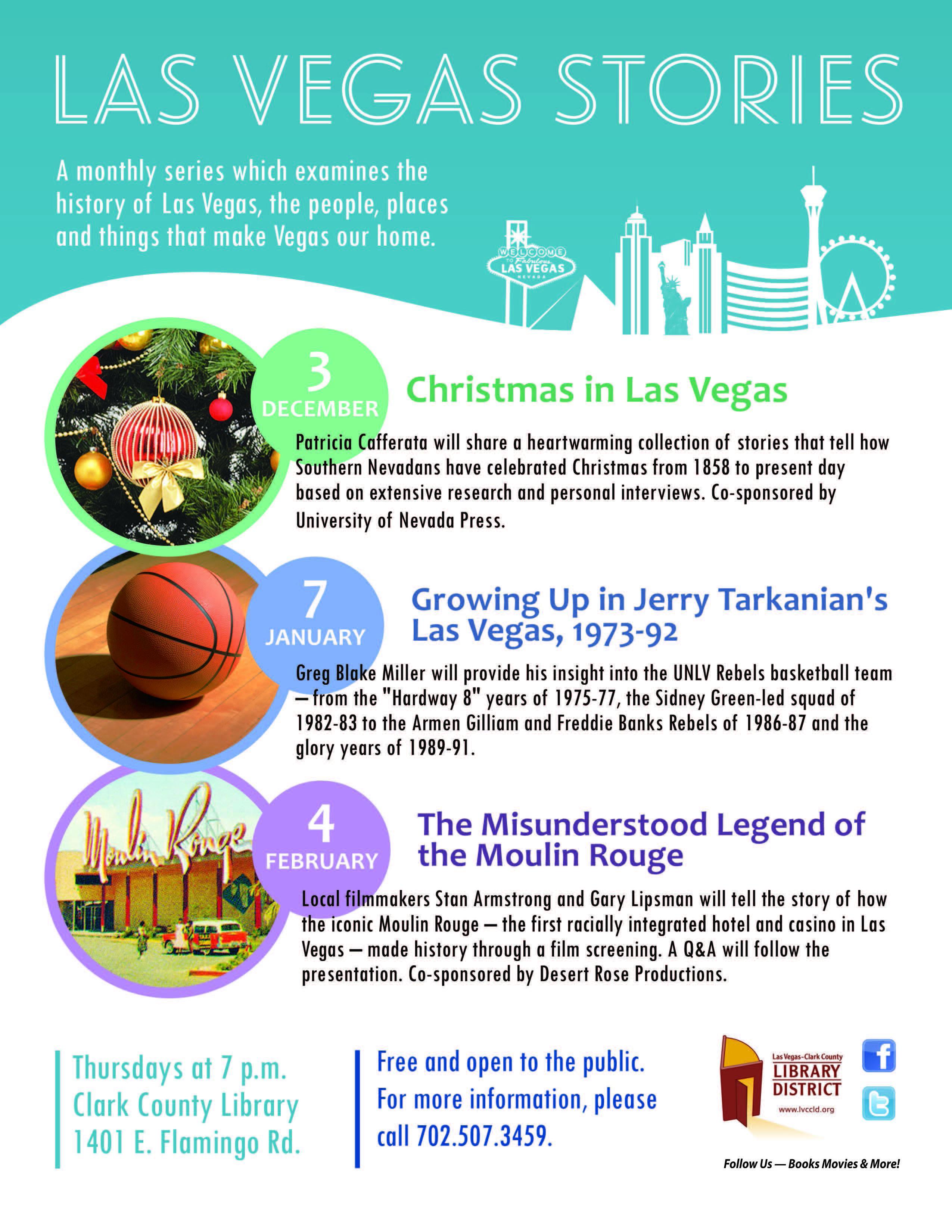 Las Vegas Stories | Christmas in la, Christmas ...