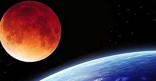 28 Setembro 2015 a Última Lua de Sangue, Sinal do Apocalipse? Corpo Celeste em nossa direção?