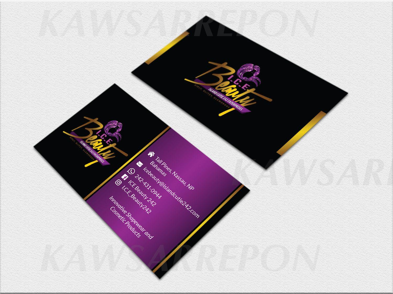 Kawsarrepon164 I Will Do Vista Print Moo Print And Gold Foil Business Card Design For 5 On Fiverr Com Gold Business Card Foil Business Cards Gold Foil Business Cards
