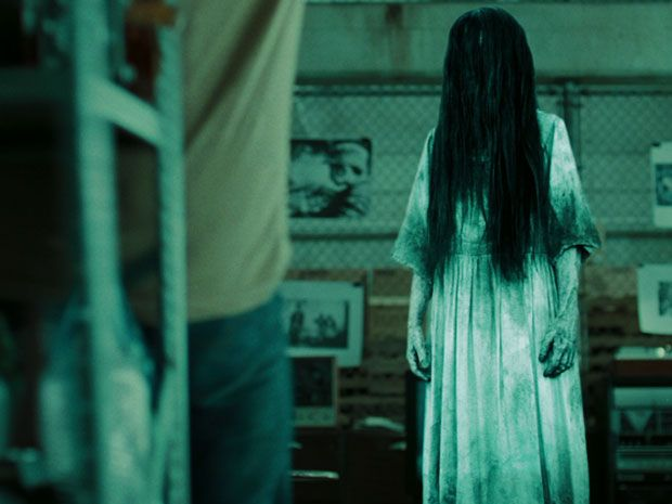 31 Days Of Horror The Ring 2002 Japanese Horror The Grudge Japanese Horror Movies