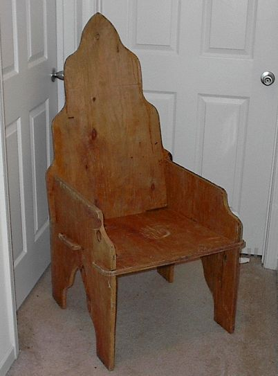 Talorgen S Chair A Cool Tab Construction Style Medieval