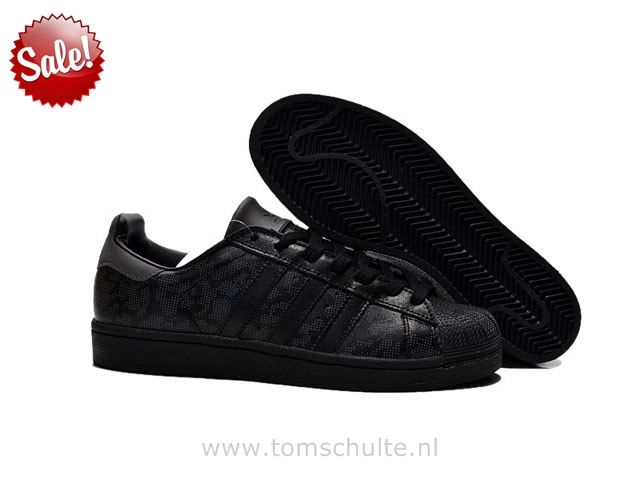 Heren/Dames Adidas Superstar Camo 15 zwart Adidas Superstar ...