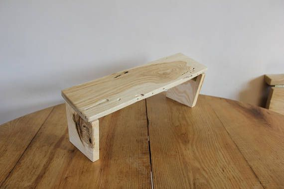 Pleasing Natural Gnawed Folding Kneeling Prayer Wood Bench Knee Andrewgaddart Wooden Chair Designs For Living Room Andrewgaddartcom