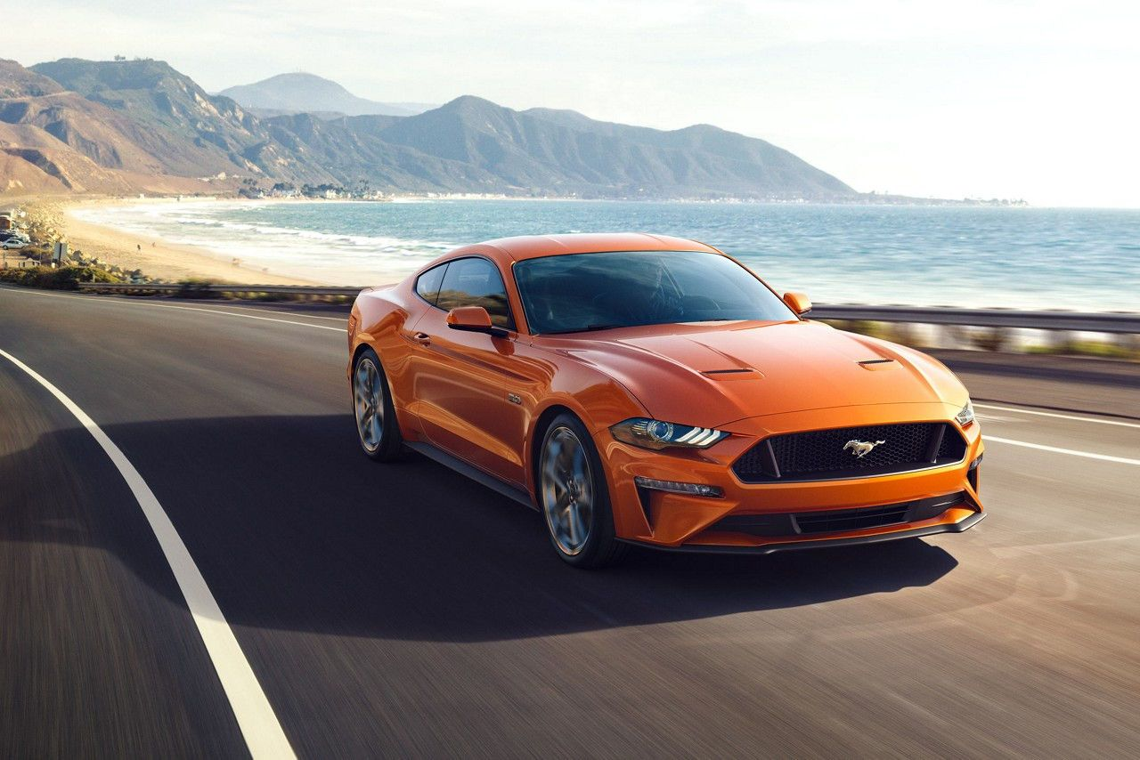It S The 2018 Ford Mustang Where Would You Drive Ford